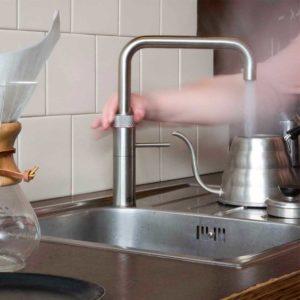 Kokend water kraan Quooker Fusion
