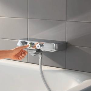 GROHE Grohtherm SmartControl thermostatische badkraan