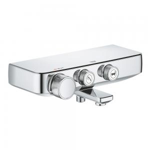 GROHE SmartControl thermostatische badkraan